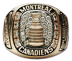 Jean Béliveau Honorific Rings
