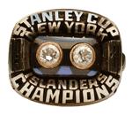 NY Islanders 1981 ring - Thumbnail
